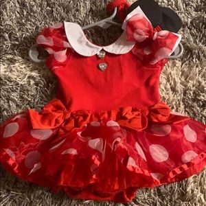 NWOT Minnie Mouse Outfit